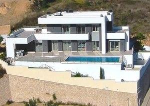 Moraira 5 bedroom sea view villa for sale