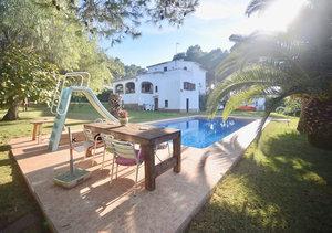 Javea Cap Marti Villa for sale