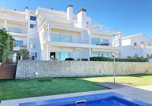 Javea Sea Front Ground Floor Apartment for Sale