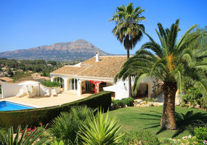 Javea La Lluca 5 Bedroom Property for Sale