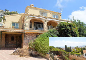 Javea Puchol 5 Bedroom Sea View Villa for Sale