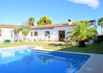 Javea villa for sale in the desirable area of Tosalet