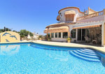 Javea Pinosol 4 Bedroom Sea View Property for Sale