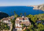 Javea Sea Front Luxury Estate 4 Bedroom Villa For Sale
