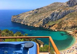 Javea Granadella Sea Front Property for Sale