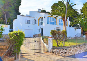 Javea Toscal 5 Bedroom Villa for Sale