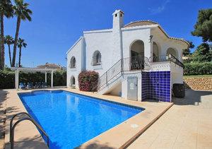 Javea Villa for Sale Tosalet