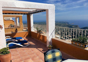 Sea View Apartment for Sale in Benitachell