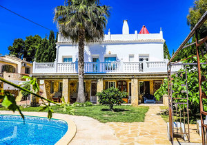 Javea Villa for Sale Pinosol