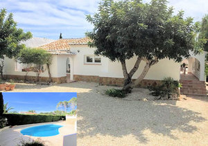 Javea Montgo 4 Bedroom Modernised Property for Sale
