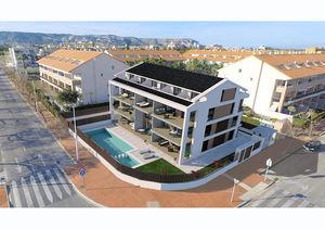 Javea 2 Bedroom Penthouse Apartment for Sale
