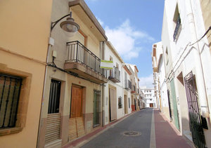 Javea 6 Bedroom Townhouse for Sale in the Old Town