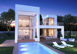 Javea new modern properties for sale
