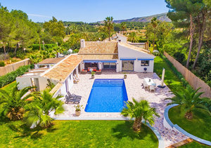 Javea La Lluca Luxury 4 Bedroom Property for Sale