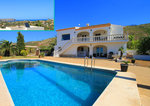 Javea 4 Bedroom Villa for Sale Valle del Sol
