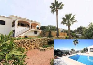 Javea Rafalet Villa for Sale