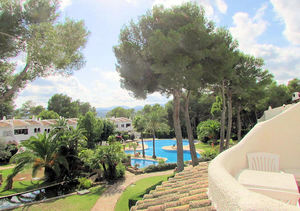 Javea Los Lagos 1 Bedroom Apartment for Sale