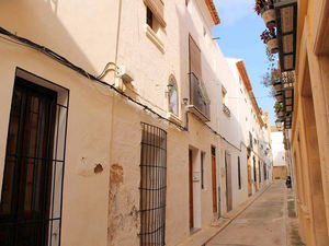 Javea Old Town 6 Bedroom Townhouse for Sale