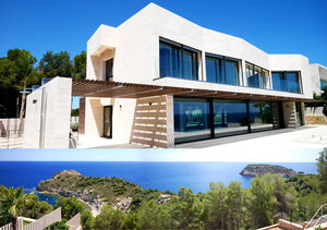 Javea Sea Front New Build 4 Bedroom Property for Sale
