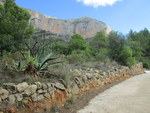 Building Plot for Sale in Javea Montgo