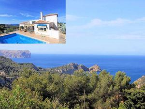 Modern Sea View Villa Balcon al Mar Javea