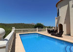 Javea Covatelles 3 Bedroom Property for Sale with Countryside Views