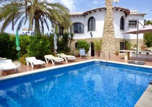 Javea Balcon al Mar 3 Bedroom Property for Sale