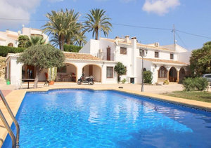 Javea Old Town 5 Bedroom Property for Sale