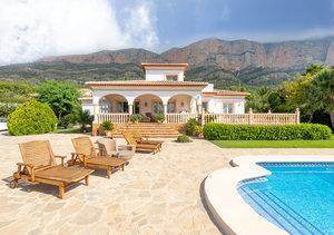 Javea Montgo 4 Bedroom Villa for Sale