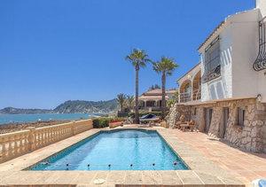 Javea Sea Front 6 Bedroom Villa for Sale