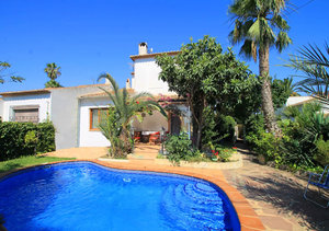 Javea 3 Bedroom Property for Sale Walking Distance to Beach