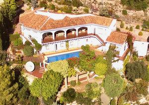 Javea Sea View Montgo Property for Sale