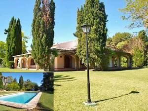 Javea Tosalet 6 Bedroom Property for Sale on Large Plot