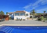 Javea Single Level Villa for Sale
