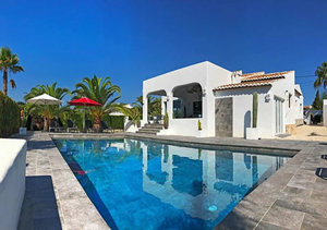 Javea 4 Bedroom Villa for Sale