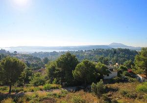 Javea Building Plot for Sale with Sea Views