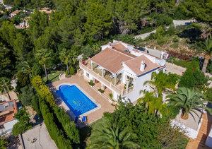 Javea Montgo Luxury Villa for Sale
