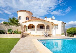 Gata de Gorgos Villa for Sale
