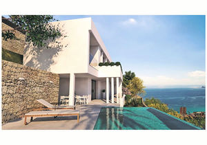 Javea La Corona Modern 5 Bedroom Sea View Property for Sale