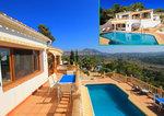 Rafalet Javea 4 Bedroom Villa for Sale with Montgo Views