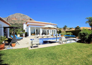 Javea Montgo Valls Modern 4 Bedroom Property for Sale