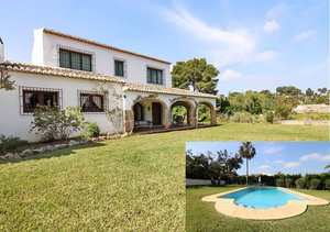 Javea Tosalet 7 Bedroom Villa for Sale