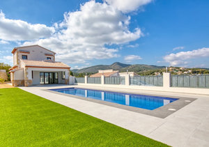 Javea La Lluca 3 Bedroom New Build Property for Sale