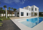 Javea New 3 Bedroom Villa for Sale