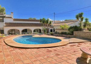 Javea Montgo 6 Bedroom Villa for Sale