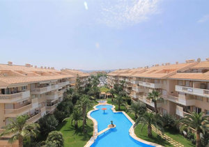 Javea Nou Fontana 3 Bedroom Ground Floor Apartment for Sale
