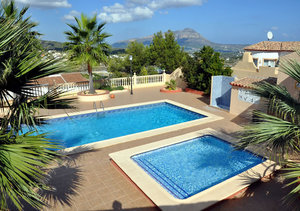 Benitachell Las Mimosas 3 Bedroom Villa for Sale