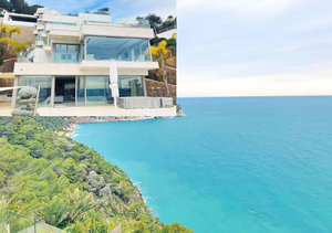 Javea Granadella Sea Front 6 Bedroom Property for Sale