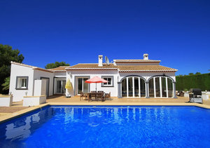Javea Property for Sale La Guardia Park