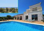 Javea 3 Bedroom Sea View Villa For Sale Close to Beach